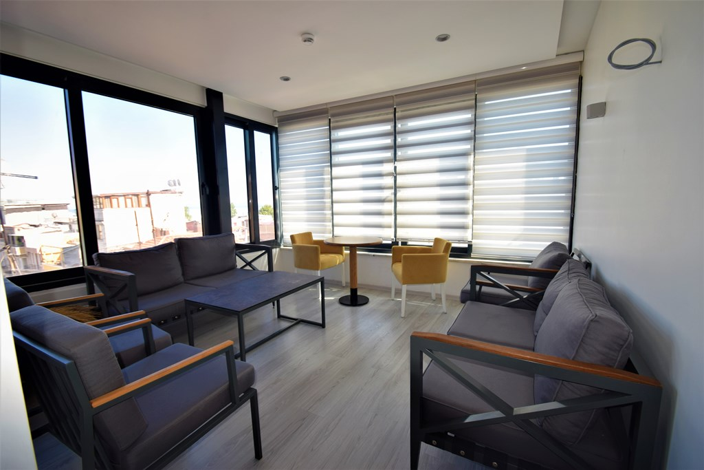 Superior Suite With Sea View, Terrace