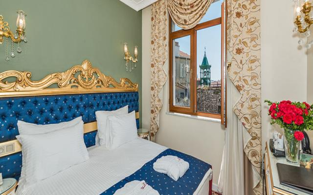 Deluxe Room Galata Tower View