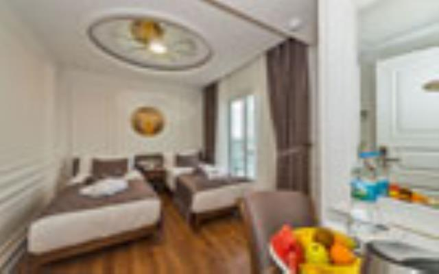 Standart Twin Room with Sea View