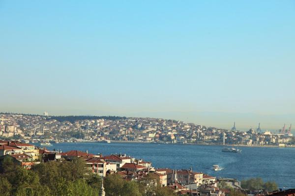 DENİZ MANZARALI PENTHOUSE   /  PENTHOUSE WITH SEA VIEW