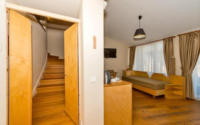 Duplex Suite with Sea View and Whirlpool - 70 m²