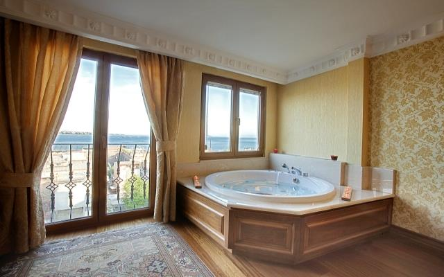 Sea View Room With Jacuzzi
