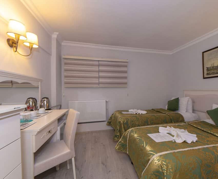 Economy Double or Twin Room - Basement Floor