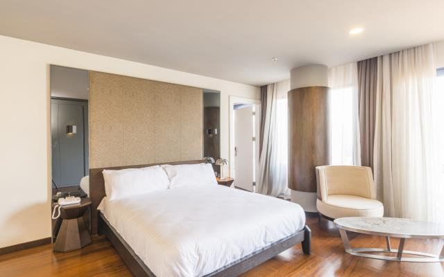 2 Terrace and Sea View Rooms - Interconnected - 5 PAX