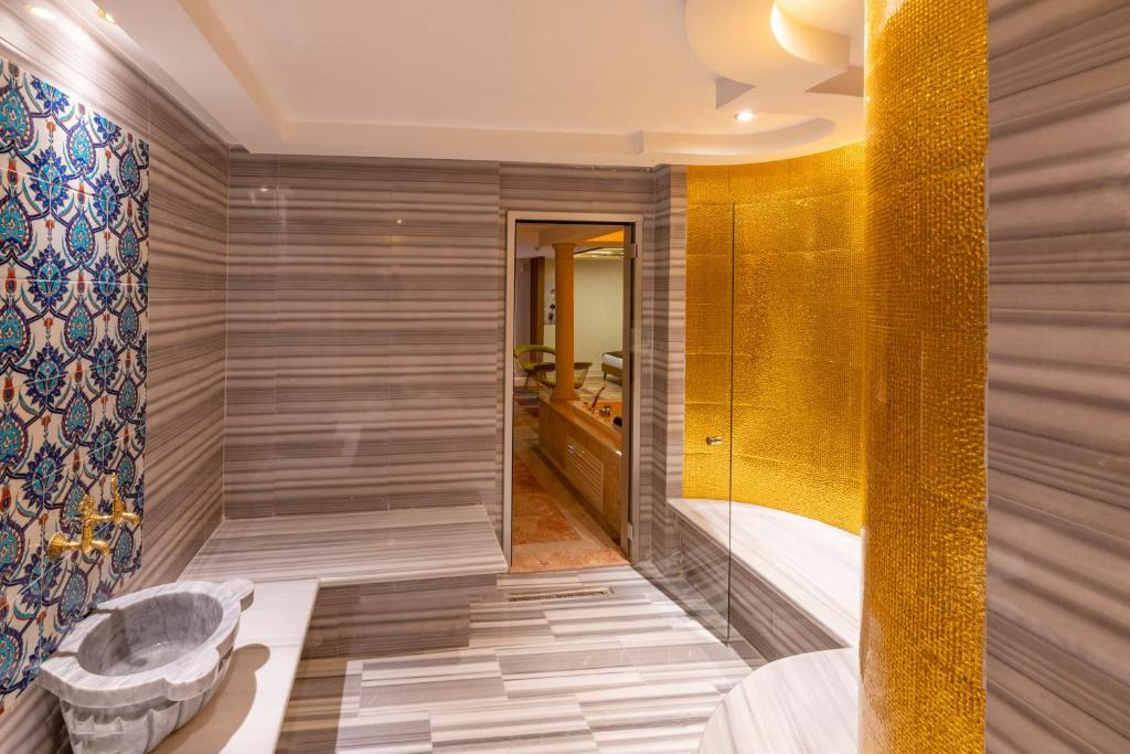Spa Suite with King Hamam