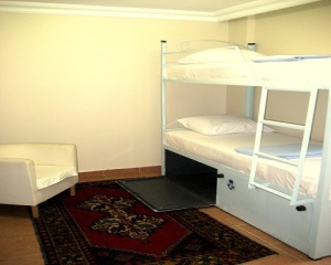 Female Dormitory Room(4 Beds) - Garden Side