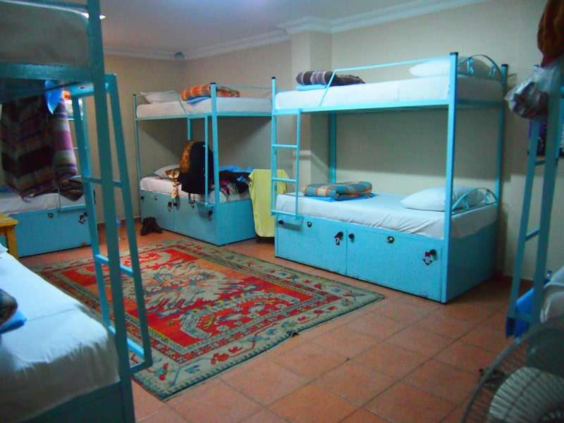 Standard Shared Dormitory, Mixed Dorm (8 Beds)