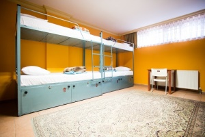 Mixed Dormitory Room (10 beds) - Basement Floor