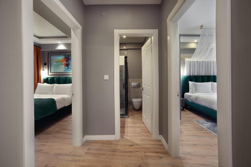 İki Yatak Odalı Daire